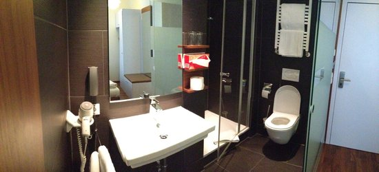 Hotel Constantia: la salle de bain