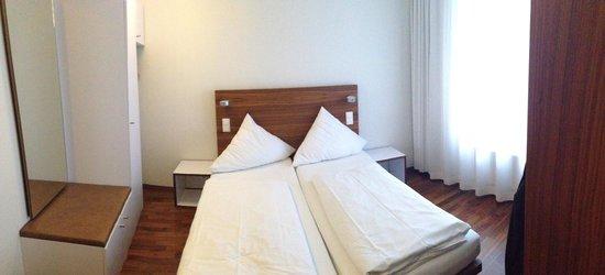 Hotel Constantia: le lit