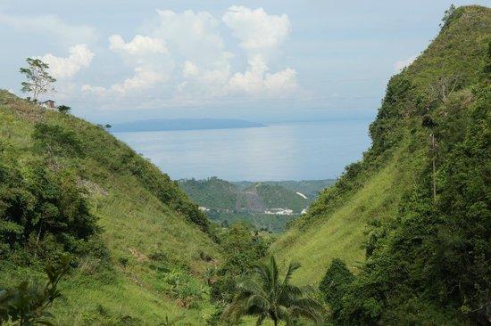 mountain in Dalaguete Picture of Ermi Beach Resort Oslob