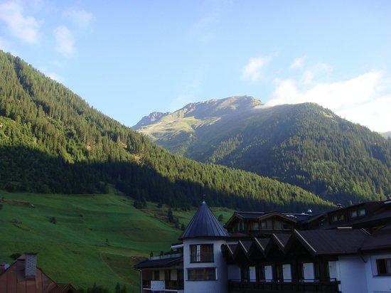 Hotel Trofana Royal : View from the Royal Suite