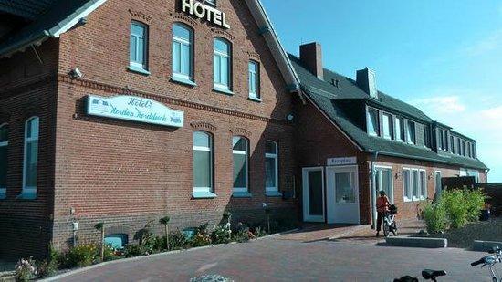 Hotel Norden Norddeich: Der alte und der neue Teil