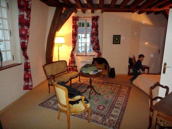 Le Patio Saumur : suite