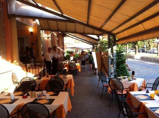 Hotel Pesce d'Oro: le belle giornate cominciano dalla colazione