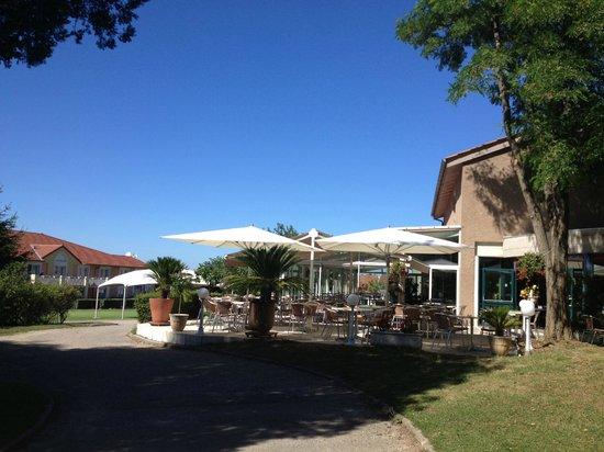 Best Western Golf D'Albon : Le resto / bar