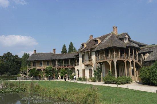 Le petit trianon picture of chateau de versailles versailles tripadvisor - Restaurant chateau de versailles ...