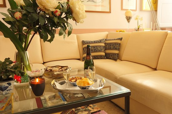 Badia Fiorentina Bed and Breakfast: lounge