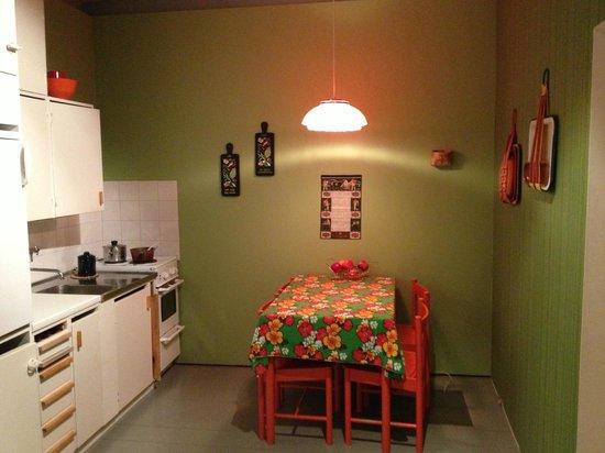 Sederholm House (Sederholmin Talo): Kitchen of 1970's
