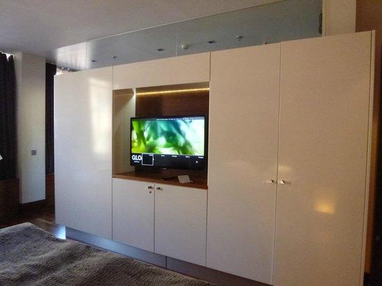 GLO Hotel Kluuvi Helsinki: ユニット家具