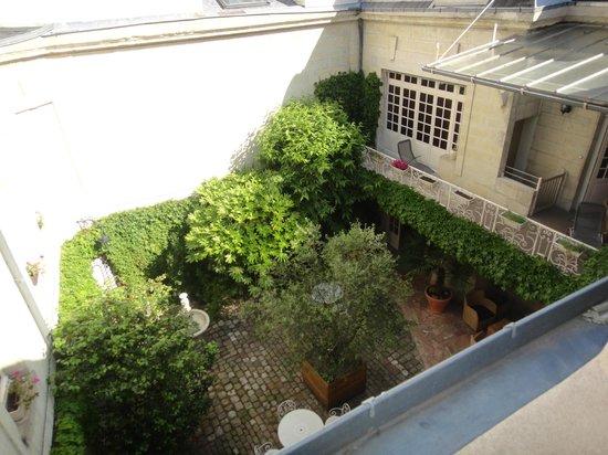 Le Patio Saumur : patio