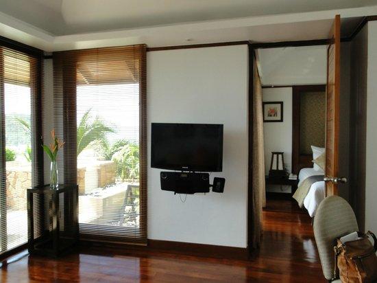 Ayara Hilltops Resort and Spa: Wohnbereich