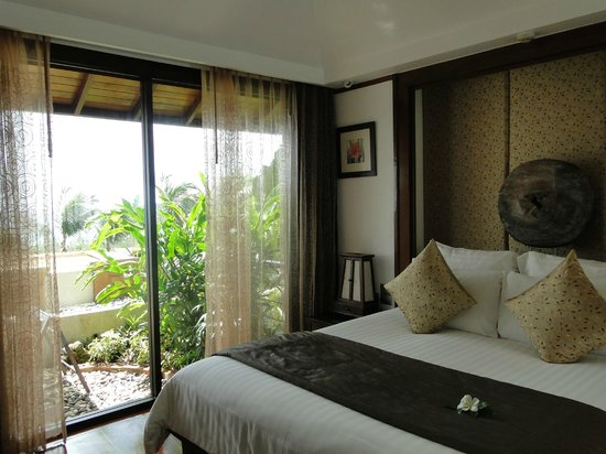 Ayara Hilltops Resort and Spa: Schlafbereich