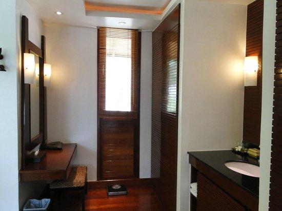 Ayara Hilltops Resort and Spa: Badezimmer