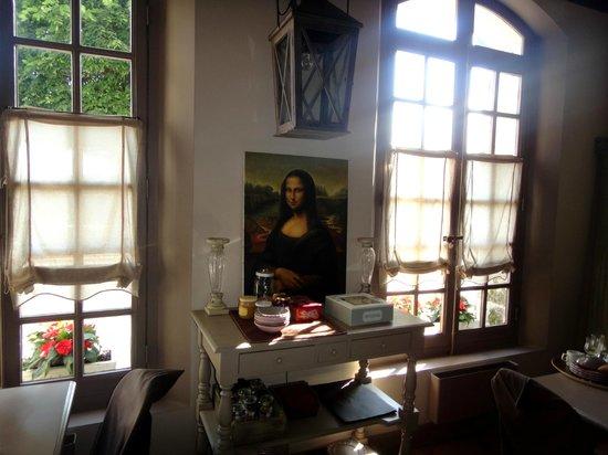 Le Patio Saumur : petit dej