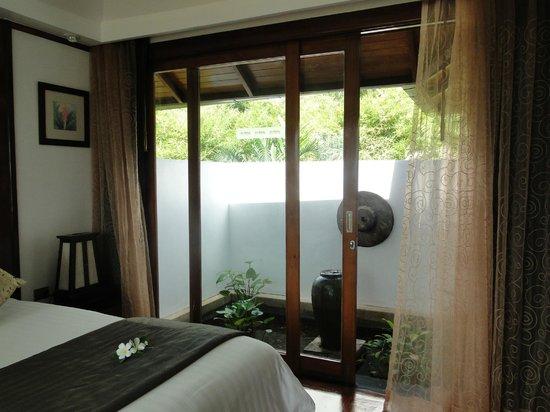 Ayara Hilltops Resort and Spa: Brunnen am Schlafzimmer