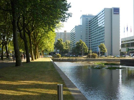 Novotel Amsterdam City: dintorni Hotel