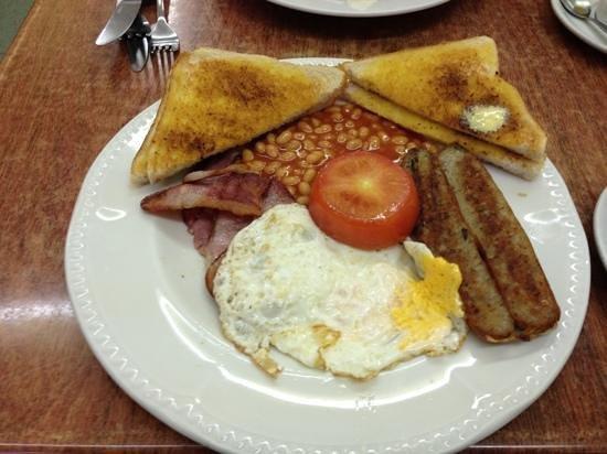 Pickles: Full English for £4.90 a great meal!