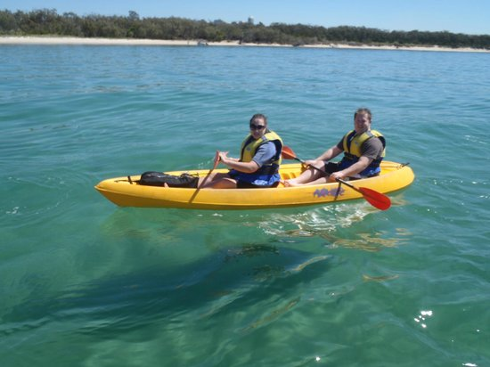Australian Kayaking Adventures: Kayaking on the Broadwater