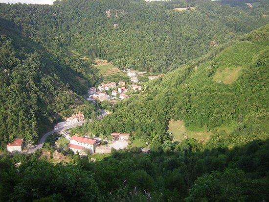 Cheval Blanc : Montagne Noire