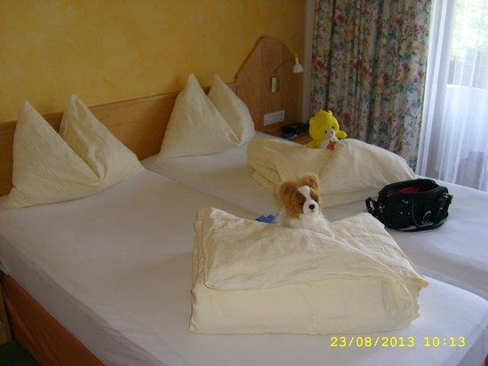 Hotel Schönblick: kreative Zimmermädchen
