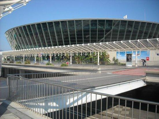 BEST WESTERN Hotel Riviera : Airoport Nice Cote Azul