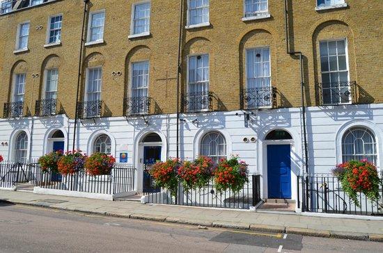 Comfort Inn Kings Cross: Hôtel très sympa