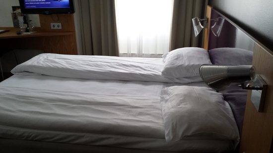 Thon Hotel Maritim: The room