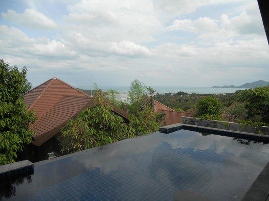 Nora Buri Resort & Spa : Vue de la chambre