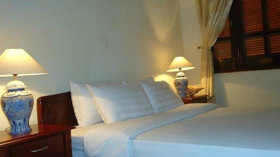 Bank Star Cua Lo Hotel: Phòng ngủ