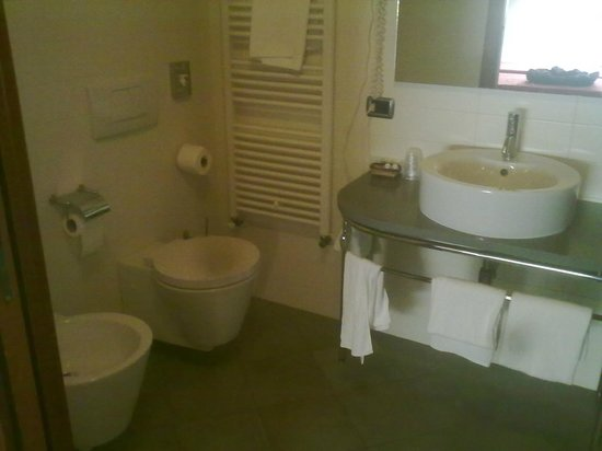 Hotel 5 Colonne : Bagno