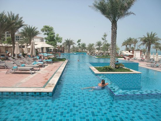 One Of The Pools Picture Of The St Regis Saadiyat Island Resort Abu Dhabi Tripadvisor