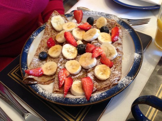 Chelmsford House: Breakfast