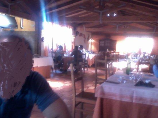 Casale Amasona: Sala