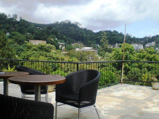 Villa 49: Roof Terrace