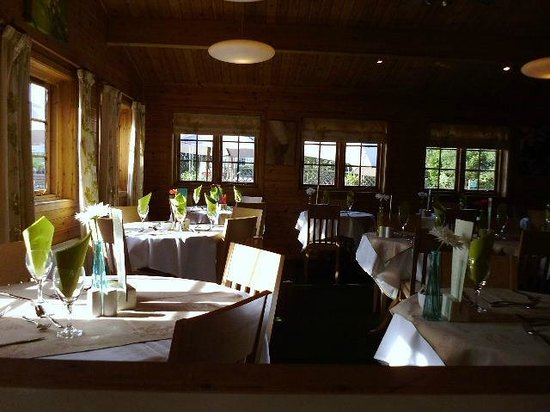 Trevaskis Farm: Dinning room one