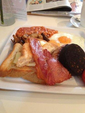 Nick's Kitchen: glorious breakfast