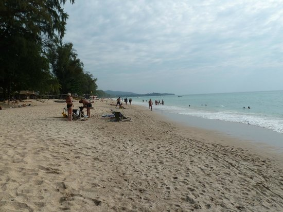 The Funky Fish : Great beach