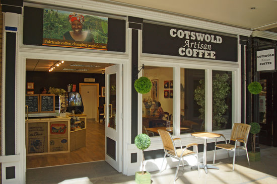 ‪Cotswold Artisan Coffee‬