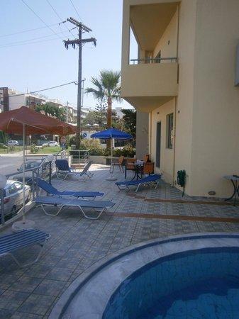 Litsa's Lefkoniko Beach Hotel : 603