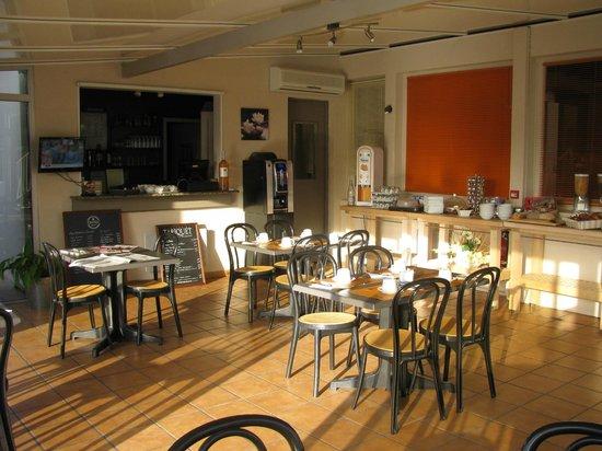 Hotel Bellevue : Salle des petits déjeuner