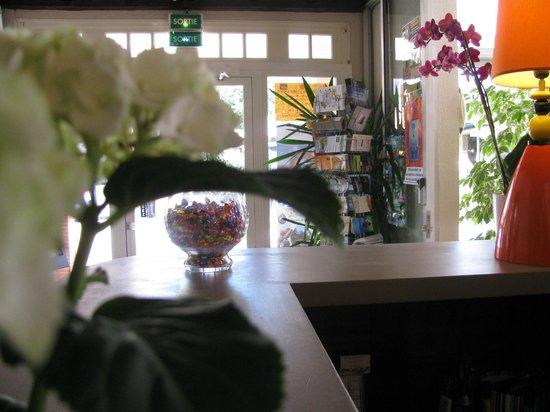 Hotel Bellevue : Réception