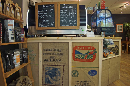 Cotswold Artisan Coffee: Great Coffees