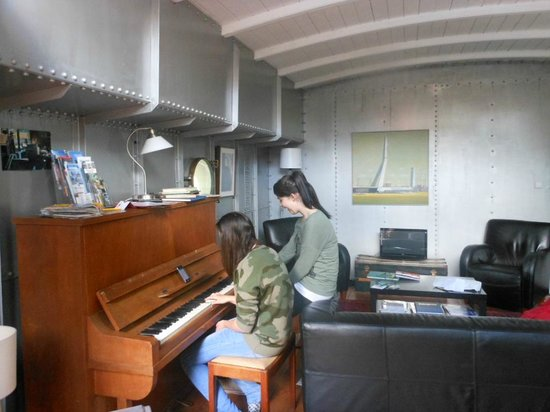 Apartment Mizar : even a piano