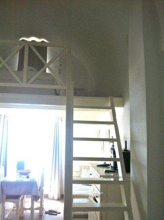 Agali Houses: Studio with Sea View