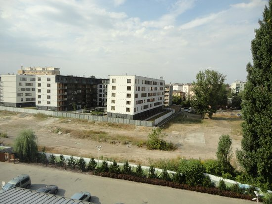 Hotel Galaxy : Panorama dalla camera