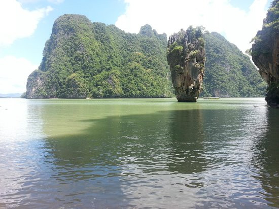 The speed boat - Picture of James Bond Island, Ao Phang Nga National Park - T...