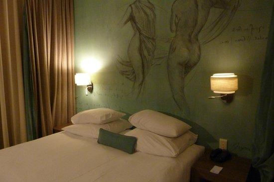 Peermont Metcourt Hotel at Emperors Palace : Klein aber fein