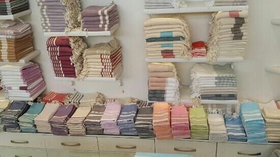 Arasta Bazaar: Ata textiles in Arasta bazzar