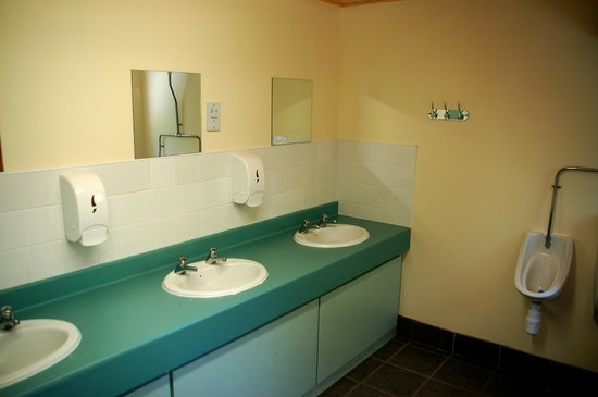 Willow Valley Holiday Park: Gent's Toilets