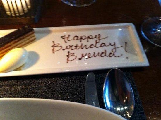 Colicchio & Sons : Birthday Cake