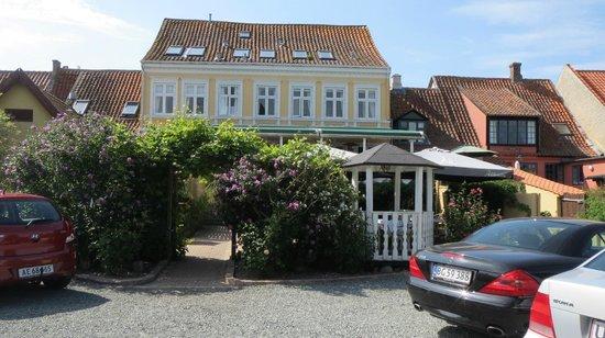 Det Lille Hotel (Ærøskøbing, Danmark) - Hotel - anmeldelser - TripAdvisor